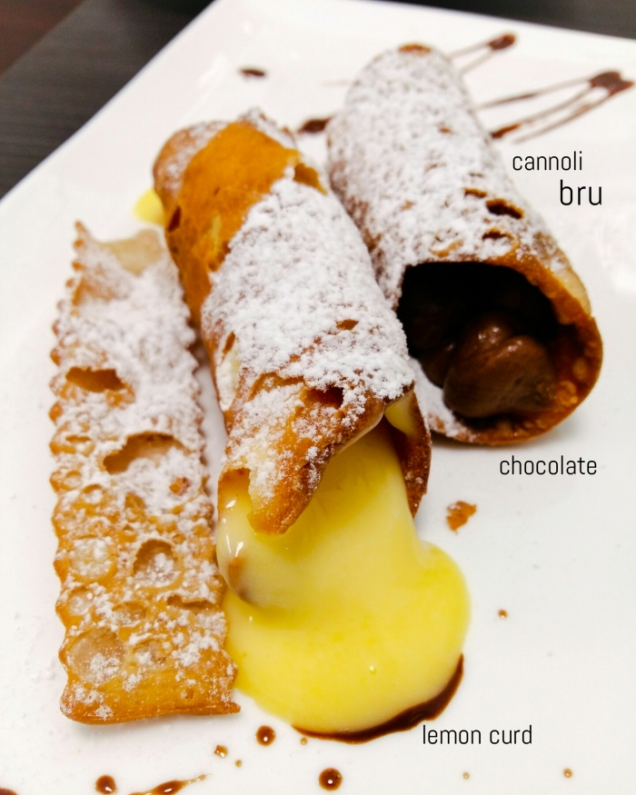 Bru Cafe KL - Cannoli 1